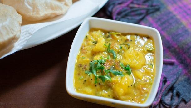 Potato Saagu - Aloo Saagu