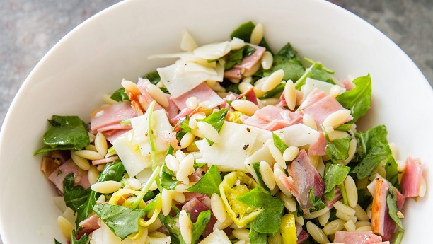 Potato & Mortadella Salad
