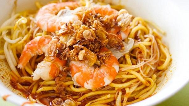Prawn Noodle soup Recipe