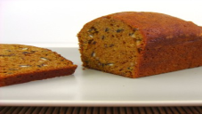 Pumpkin Hazelnut Tea Cake
