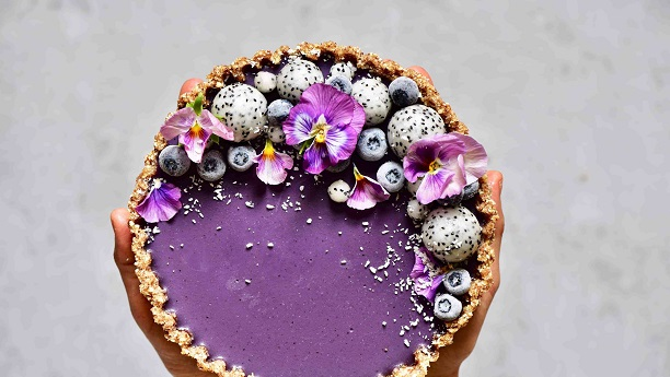 Purple Velvet Tarts