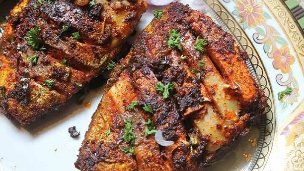 Qasoori Fried Fish Recipe