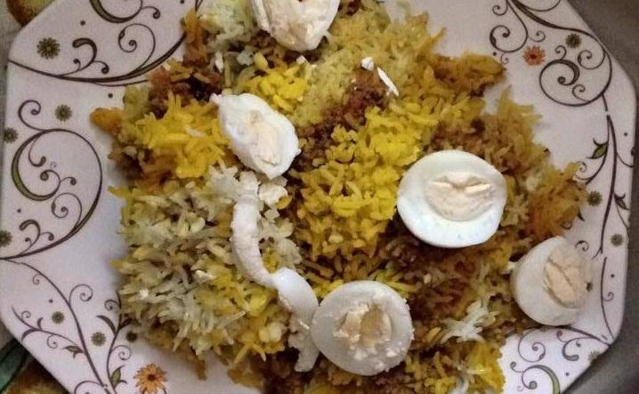 Qeema ki Khichdi Recipe