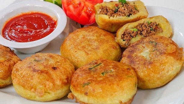 Qeemay Kay Cutlets Recipe