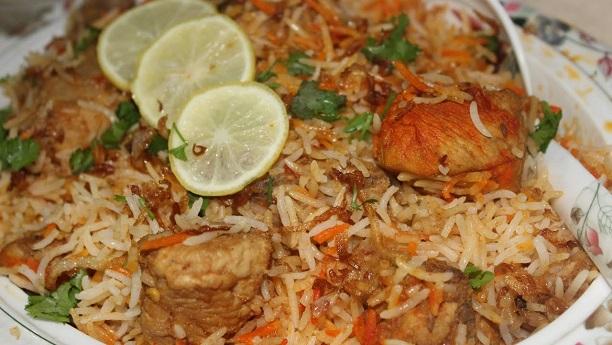 Qormey wali chicken Biryani Recipe