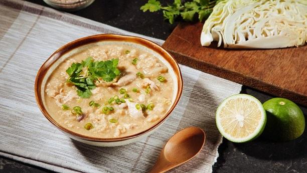 Quaker Oat Soup