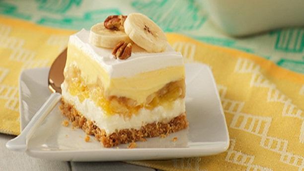 Quick Banana Treat Recipe