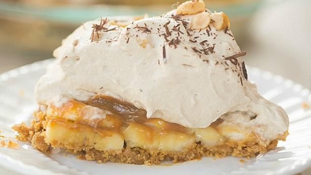 Quick Simple Banoffee Pie