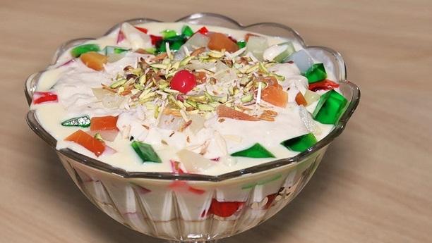 Rabri Trifle
