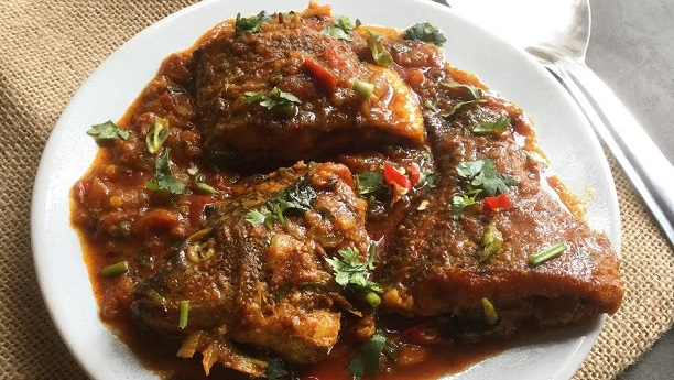 Rohu Fish Curry Special