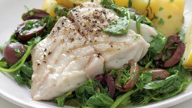 Sea Food And Dill Salad