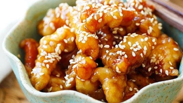 Sesame Chicken Stick