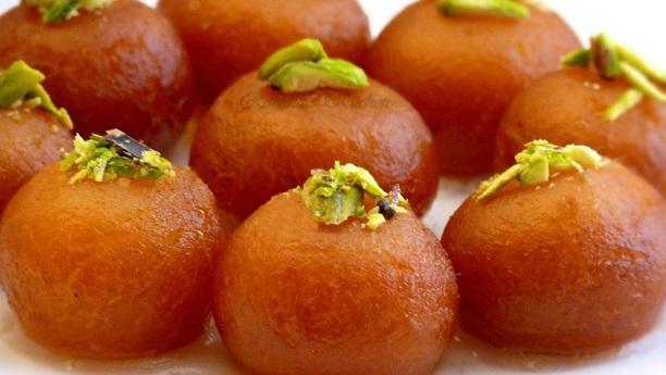 Shahi Gulab Jamun Recipe