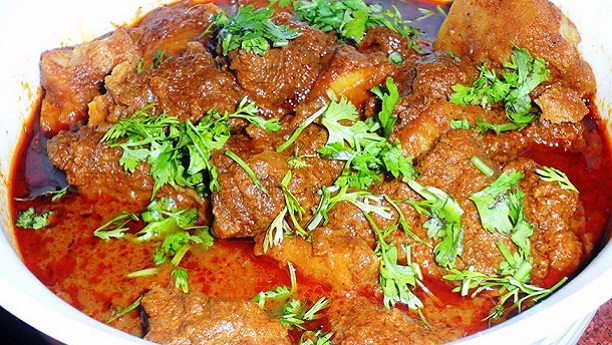 Shahi Mutton Qorma By Chef Fauzia