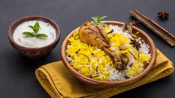Shahi Rangeen Biryani By Rida Aftab Recipe