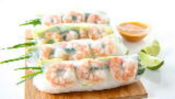 Shrimp Spring Rolls Recipe
