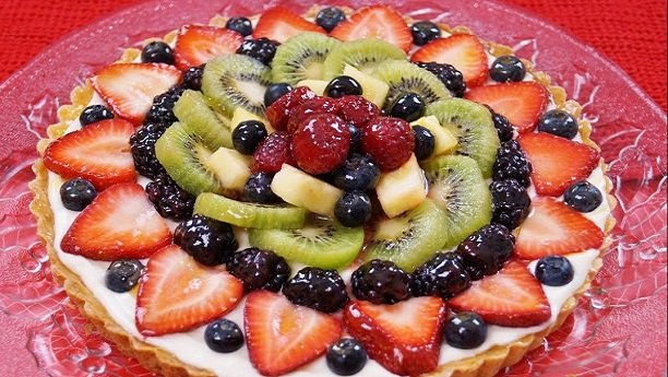 Simple Fruit Cake