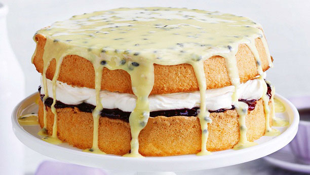 Easy sponge cakes recipes