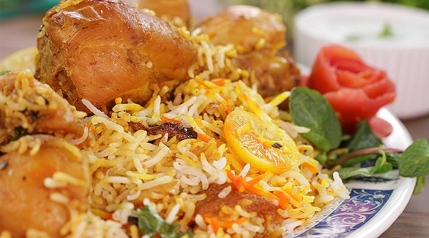Sindhi Chicken Biryani