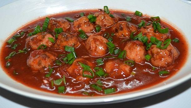 Chicken manchurian recipe by shireen anwar authentic in urdu english sizzling chicken manchurian recipe forumfinder Image collections
