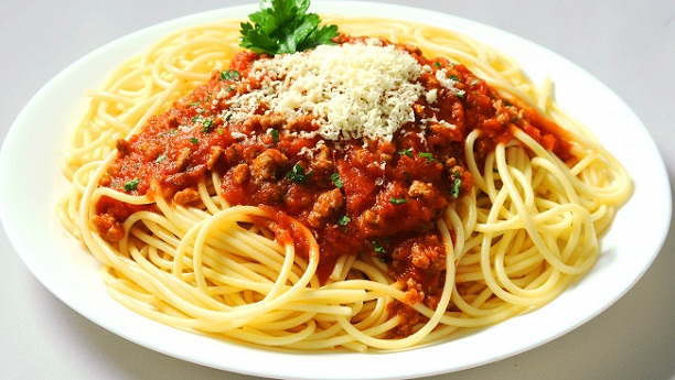 Spaghetti Bolognese BY Chef Bajia