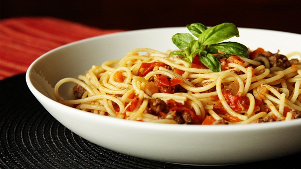 how to make spaghetti recipe step by step