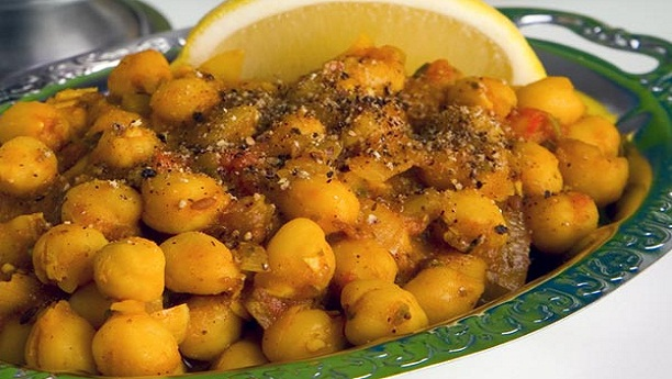 Special Channa Chaat