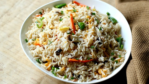 Special Chinese Rice Recipe
