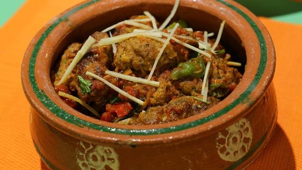Special Karahi Kabab