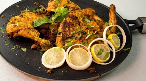Special Lahori Tawa Chicken