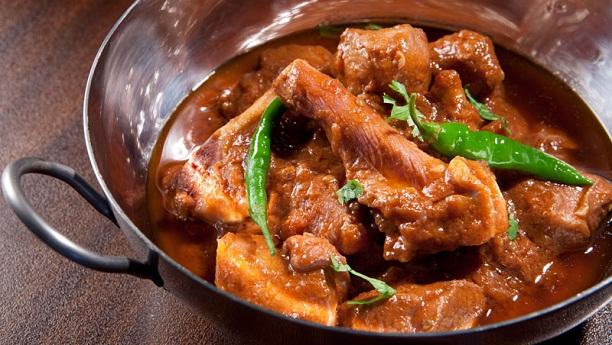 Special Masala Mutton Karahi