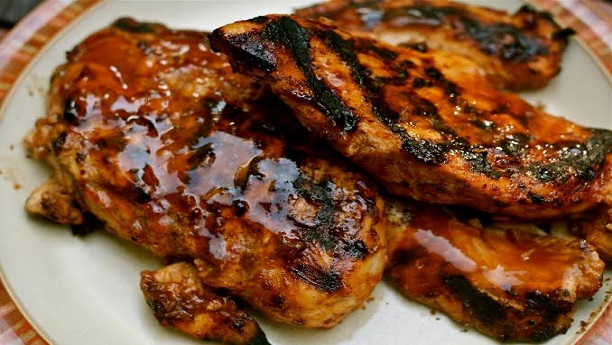 healthy grilled chicken recipes grill chicken recipe 10 steps with pics 11563