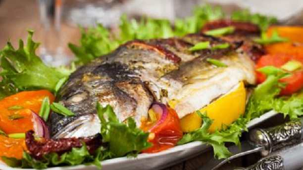 Spiced Baked Fish