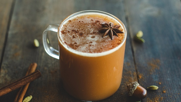 Spiced Chai By Chef Fauzia