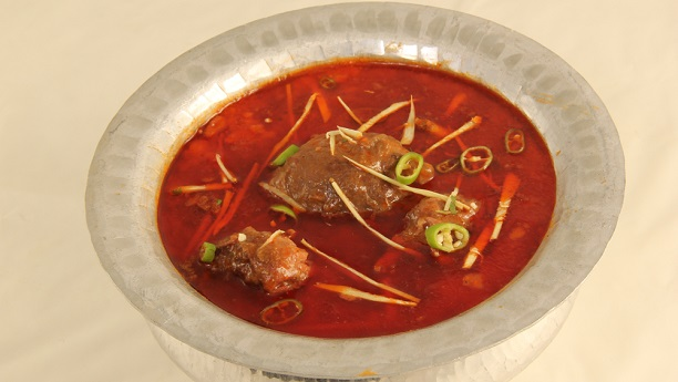 Spicy Beef Nihari