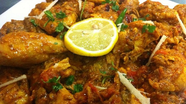 Spicy Lahori Chicken Karahi Recipe
