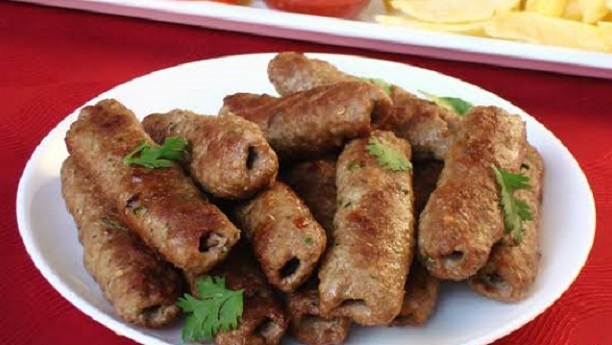 Spicy Seekh Kababs Recipe