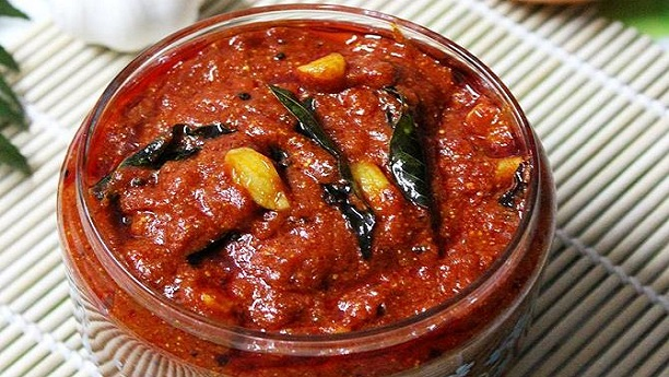 Spicy Tomato Pickle