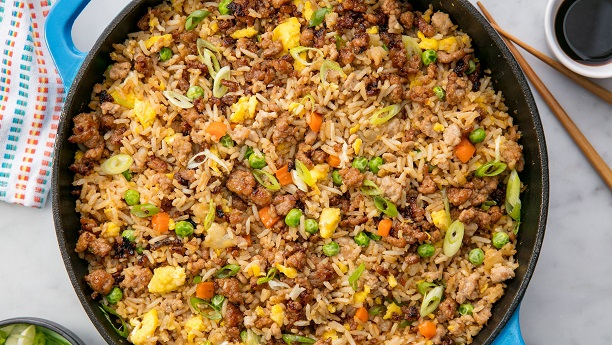 Stir Fried Rice Recipe Recipe