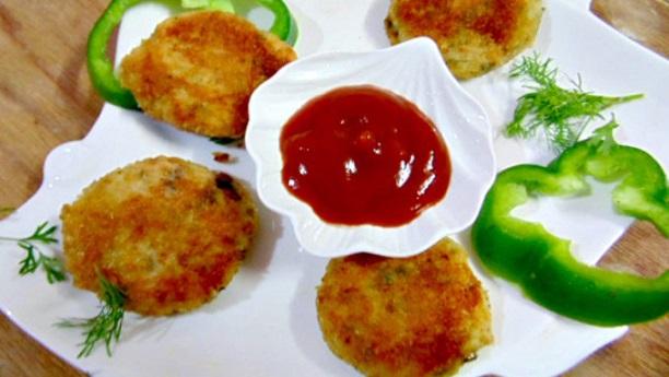 Stuffed Paneer Cutlets By Rida Aftab Recipe