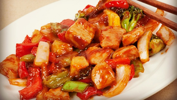 Sweet & Sour Beef