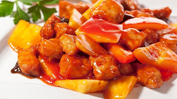 Sweet & Sour Pineapple Chicken