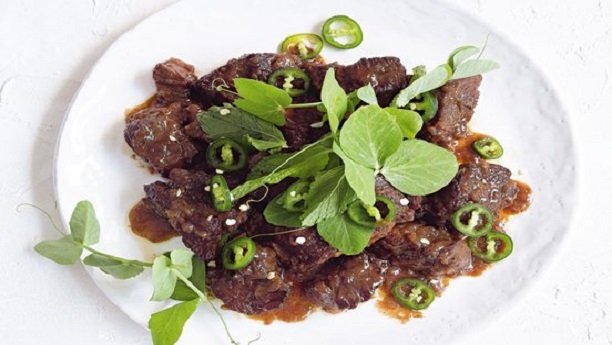 Tamarind (Imli) Beef