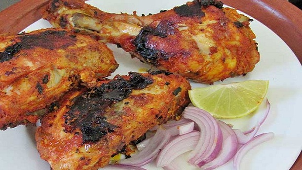 Tawa Chicken Recipe