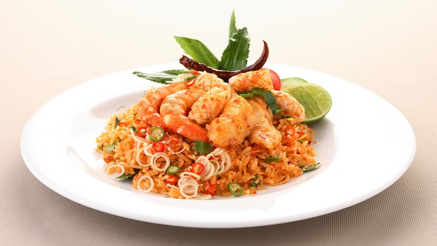 Thai Prawn Fried Rice
