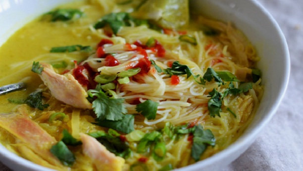 تھائی سوپ<br/>Thai Soup