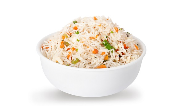 Three Aroma Vegetable Rice