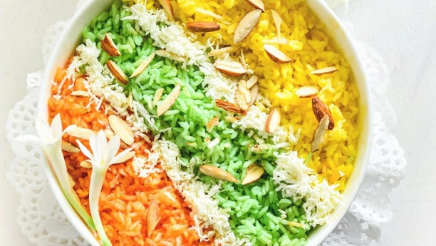 Three Colored Zarda