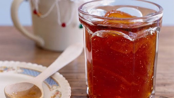 Three Fruits Jam Recipe