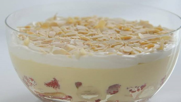 Traditional English Trifle Recipe